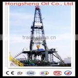 Electromechanical Combination Drive Rig AC Variable Frequency Electric Drive Drilling Rig