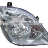 9068200161 LH 9068200261 RH (LHD) for MERCEDES truck head lamp (ELECTRIC)