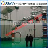 Power Frequency HV AC Resonant Test System for Converter Transformer Applied High Voltage Testing