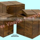 wooden storage boxes,indian wooden furniture,boxes,bedroom furniture,home furniture,blanket box,gift boxes,shesham wood furnitur