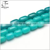 Natural Pale Aqua Blue Amazonite Beads Strand for DIY Jewelry Making