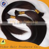 brazilian hair bulk natural virgin remy hair can dyed any color and bleached bulk human hair extension