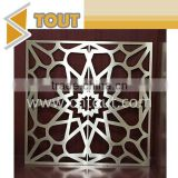 Customized 201 304 316 Home Hotel Room Office Laser Cutting Decoration Stainless Steel Screen