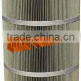 Pleated cylinder air cartridge filter /Industrial dust collector cartridge