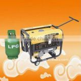 WH3500LPG Clean Burning 2500/2700 Watt AC Single Phase Output Type lpg kit for generator