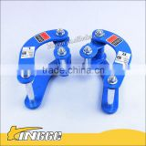 Racing Spring Pick Up Comfort Double Shackles for Ranger 2012+/BT50 2012+ 4WD Accessories Factory