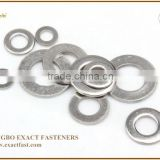 High quality DIN125 carbon steel m24 flat washer