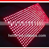 p10 outdoor single color led display module design and led display board,red green blue color led display module