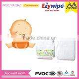 Soft breathable baby disposable diaper with ecnomical price
