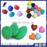 Wholesales Soft Food Grade Teething Silicone Beads                                                                                                         Supplier's Choice