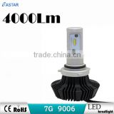 Head lamp 7G 9006 LED auto bulbs with great car accessory china and PERFECT off road buggy