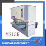 Hot Sale China Professional Stainless Steel Metal Sheet Dry Surface Grinding Polishing Machine