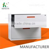 wholesaling 4 drawer slimline durable powder coated office interior file box powder coating for sale drawer cabinet