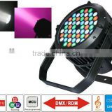 54pcsX3W RGBW DMX LED PAR Light/LED Par can