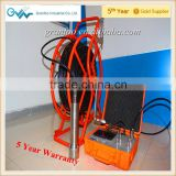 High quality sony HD CCD deep underwater fishing inspection camera system with manual winch