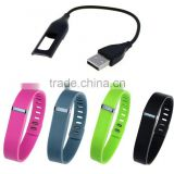 Smart Watch USB Power Charger Charging Cable For Fitbit Flex Wireless Wristband Bracelet Wrist-band Smart Cyband