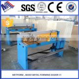 Manual Sheet Metal Cutting Machine with high precison