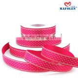 2014 Best Selling Excellent Quality Fashion Style For Gift Packaging Paw Print Ribbon