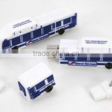 Free custom logo school bus usb flash drive, cheap gift 32gb usb flash drive, best wholesale price usb flash drive