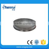 300mm Stainless Steel tamiz de acero inoxidable para cafe sand equivalent laboratory standard soil test Sieve