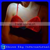 New Style Latest Quick Delivery Nipple Breast El Wire Bra
