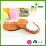 Kitchen wooden canister lids for sugar jar /airtight lid for coffee canister