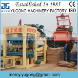 Best selling in India QT Series Automatic hydraulic cement brick making machines for sale