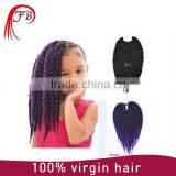 wholesale price large stock havana mambo twist braid synthetic hair
