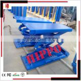 3.5T fixed small platform scissor lift