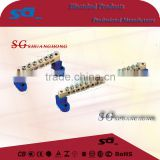 Comb busbar earthing terminal earth line terminal