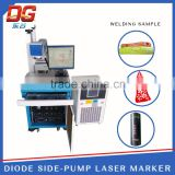 used arc jewelry semi-conducteur laser welding machine box