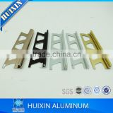 aluminum profile for ceramic tile trim corner edge