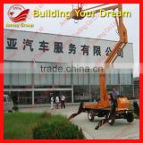 Battery Power Telescopic Aerial Working Platform 0086 371 65866393