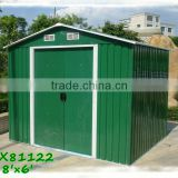 Practical style garden outdoor bike storage shed with various sizes