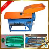 Single phase/three phase 220v/380v soybean sorghum millet maize grain thresher home small sweet corn shucker