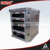 Digital Control,Equipped With Timer And Alarm,4-Layer Holding Cabinet,Hamburger Food Warmer