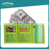 Toprank Best Selling Multifunctional RFID Blocking Sleeve Travel Wallet Bank/ID Card Holder RFID Blocking Wallet