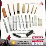 All Series brad nails High Quaility OEM customized gs staple gun staples