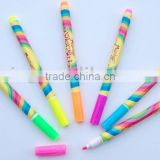 kearing brand permanent fabric marker with many colors,FM10
