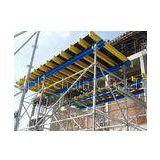 Ring Lock Scaffold Formwork Platform System With Screw Jack Head , Ledger , Diagonal Brace