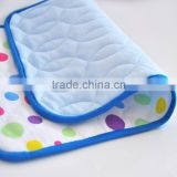 Eco-friendly bamboo fiber baby changing mat