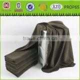 wholesale cheap poral fleece military blanket
