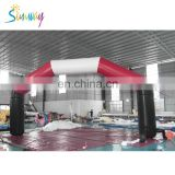 New design Cheap Inflatable Arch , Inflatable Archway , Inflatable Advertising Arch For Outdoor Activitiesfor sale