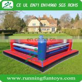 Inflatable Interactive Boxing Ring Games Pugilism, inflatable Sports Game, inflatable Bouncy Boxing Ring