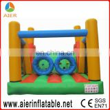 Castle Type and PVC Material slip slide party rentals