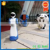 Hot Sell First Generation Intelligent line follower Robot Waiter for Restaurant