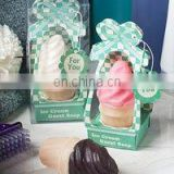 Ice Cream Cone Guest Soap Favors