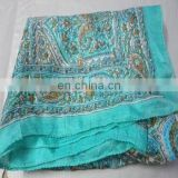 15 pcs lot indian new 100% silk scarf soft designer stole muffler christmas gift