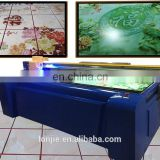 1300mmx2500mm multicolor digital living room background wall printer machine