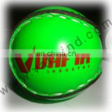 Flue Green Indoor Promotional Kids Hurling ball training hurling Ball